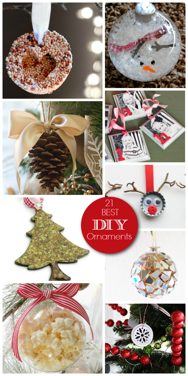 Best DIY Christmas Ornaments