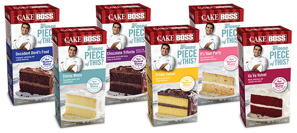 Cake Box Cake Mixes