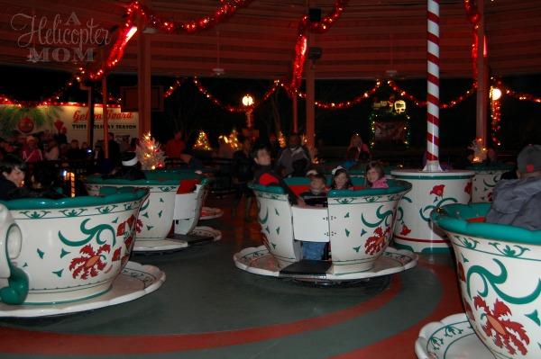 Busch Gardens Peppermint Twist