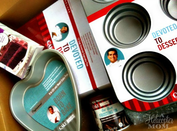 Cake Boss Products