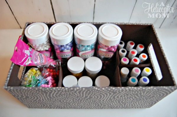 Baking Supplies Storage Organized At Last A Helicopter Mom