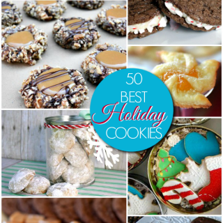 50 Best Christmas Cookies – Holiday Cookie Recipes