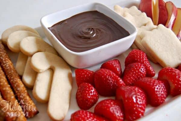 Chocolate Dessert Dip Recipe