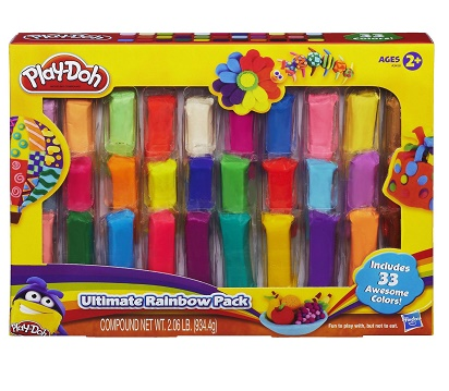 PLAY-DOH Color Sticks Ultimate Rainbow Pack