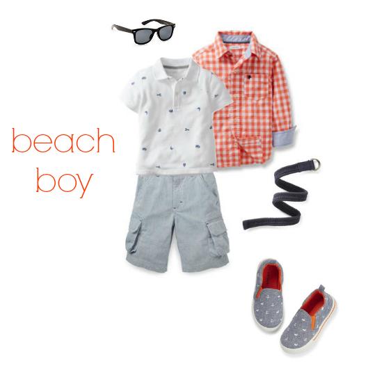 Beach Boy - Carter's s