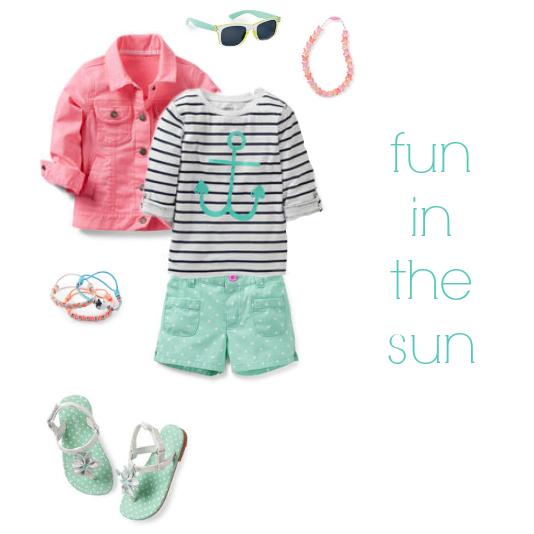Fun in the Sun - Carter's s