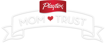 Playtex Mom Trust Badge
