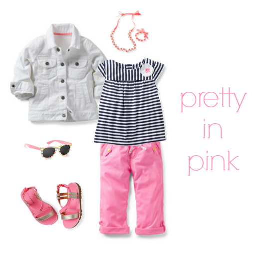 Pretty In Pink - Carter's s