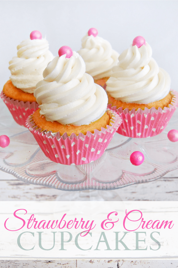 Strawberry Pop Cake Recipe With Cream Cheese Filling