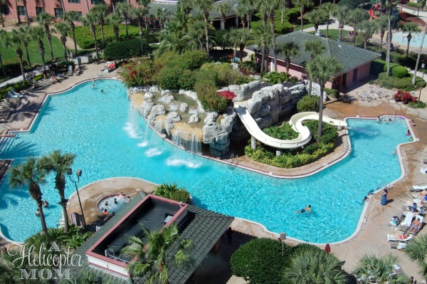 Caribe Royale Orlando Vacation For Families