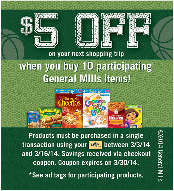 Food Lion In-Store Sale