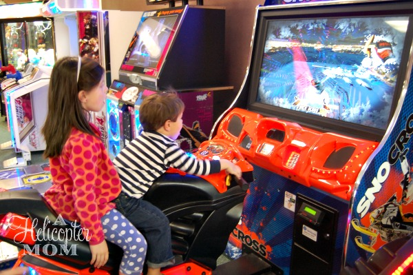 Kid Fun Arcade at Caribe Royale Orlando