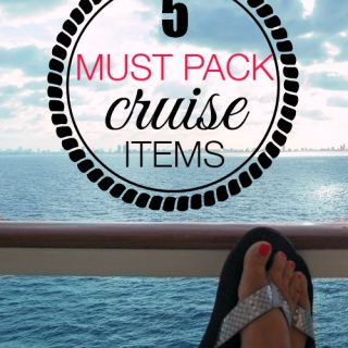 5 Must Pack Cruise Items – Cruise Travel Tips