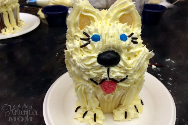 How to Make Puppy Dog Cupcakes #Pupcakes #Tutorial