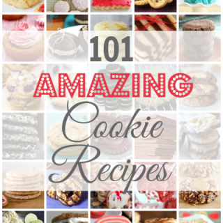 101 Best Cookie Recipes – Awesome Cookies