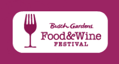 Food and Wine Festival at Busch Gardens
