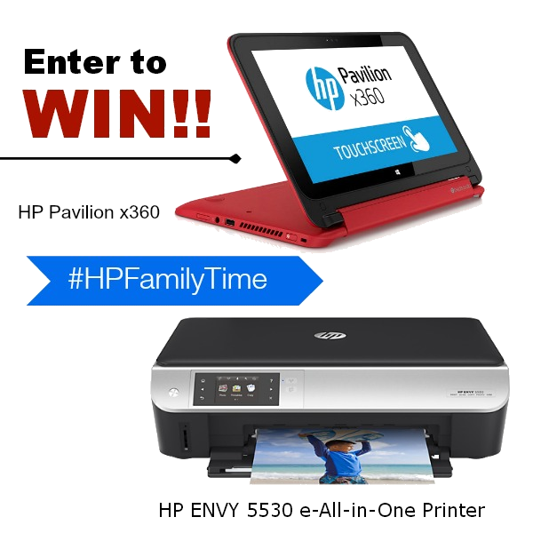 HP Giveaway at A Helicopter Mom