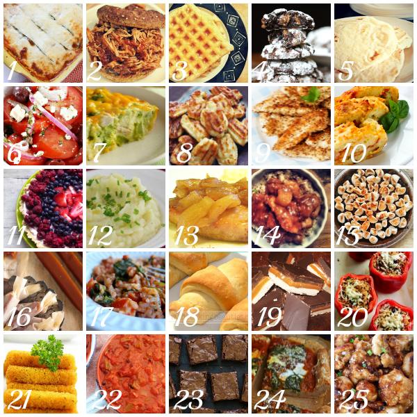 50 Best Gluten-Free Recipes 1-25 #GlutenFree #Recipes