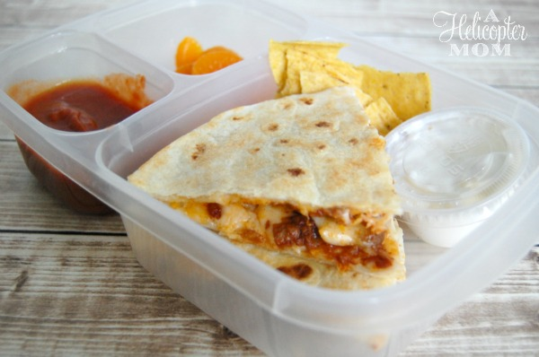 Taco Quesadillas - Perfect for Lunch!