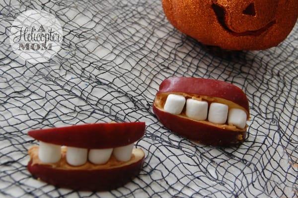 Apple Smiles Snack
