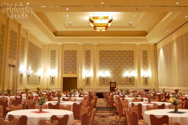 Portofino Bay Hotel Ballroom - Universal Orlando