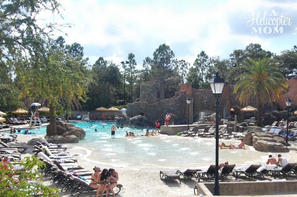 Portofino Bay Hotel Beach Pool - Universal Orlando