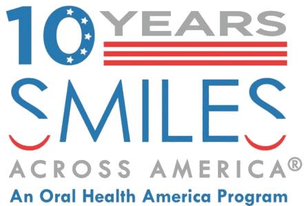 Smiles Across America 10 Years