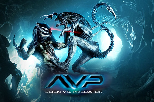 Alien vs Predator Maze at Halloween Horror Nights Universal