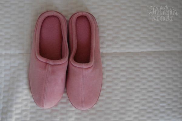 Nature's Sleep Comfortable Slippers