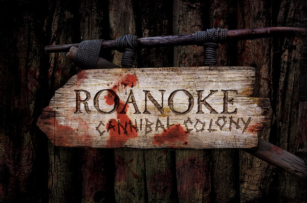 Roanoke Cannibal Colony Maze at Halloween Horror Nights