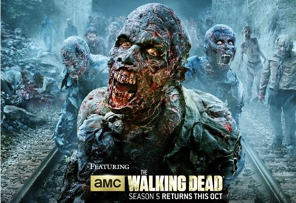 The Walking Dead Maze at Halloween Horror Nights