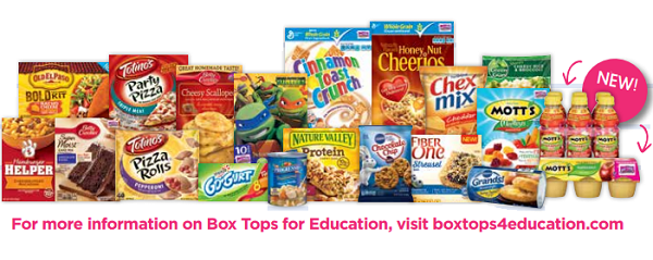 Box Tops Products