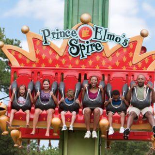 Busch Gardens' Sesame Street Forest of Fun Is 5
