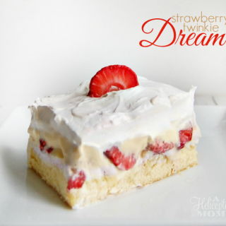 Strawberry Dream Twinkie Cake Recipe
