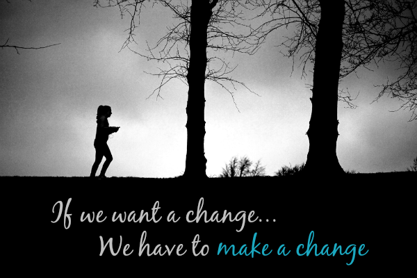 Make A Change - A Helicopter Mom #WeightWatchers