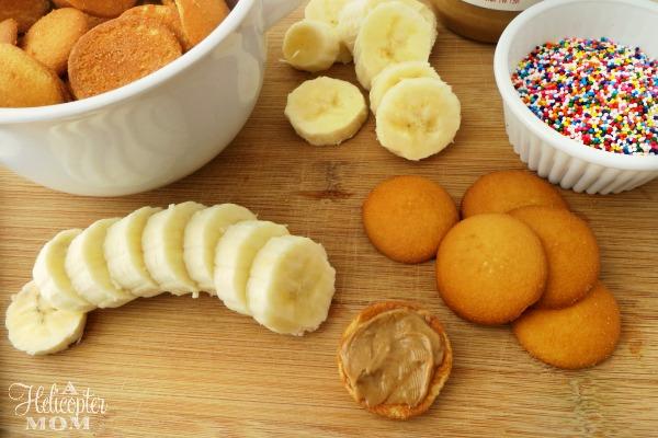 Easy to Make Rainbow Banilla Bites Recipe