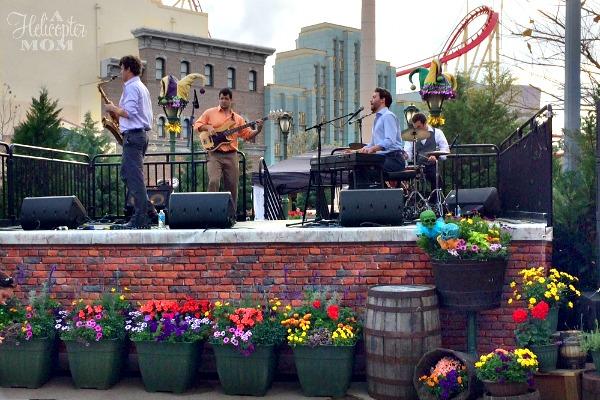New Orleans Jazz Bands - Mardi Gras Universal Orlando