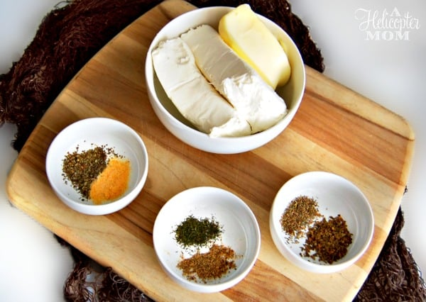 Easy Homemade Herb Cheese Recipe