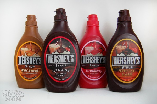 Hershey's Syrups