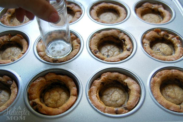 Homemade Cookie Cups