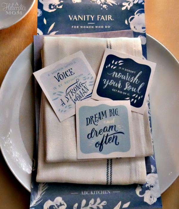 Vanity Fair in NYC - For Women Who Do