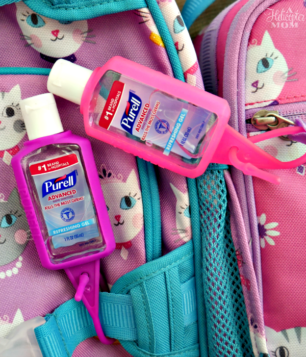 PURELL Back to School