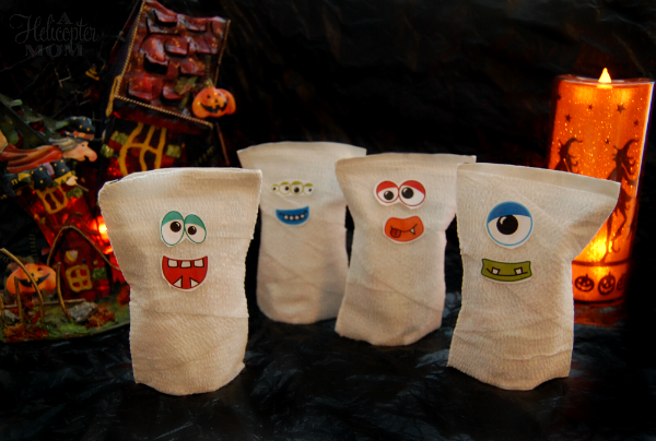 Easy and Fun Halloween Treats