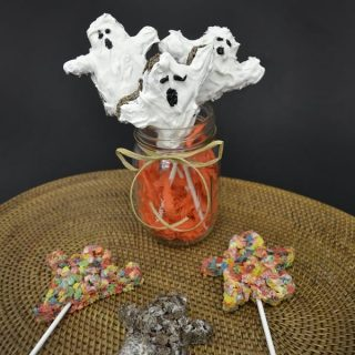 Easy and Fun Halloween Recipes