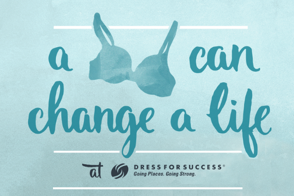 Change a Life - Dress for Success