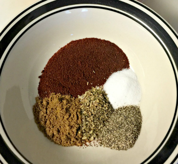 Carnitas Spices