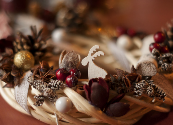 Holiday Decorations for Entertaining