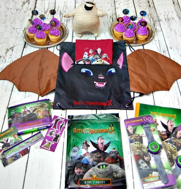 Hotel Transylvania Party Favors and Fun
