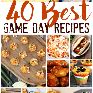 40 Best Game Day Recipes