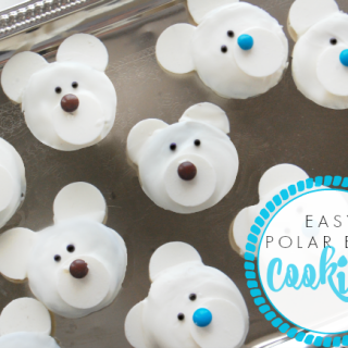 Fun and Easy Polar Bear Cookies